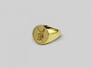 Custom Signet Ring 5