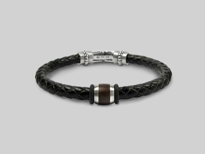 unisex cool anchor bracelet gift black bangle wristband men boat is belt image leather itm loading s